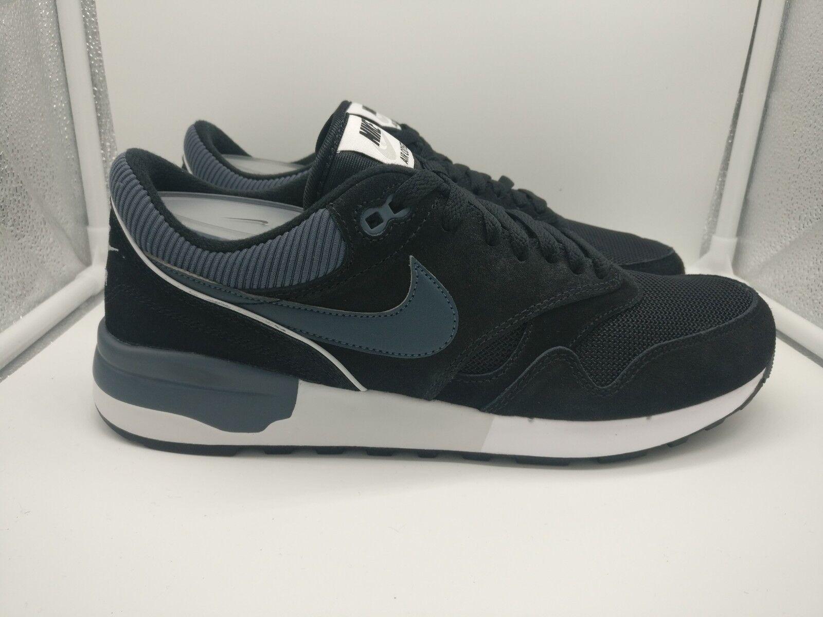 Nike Air Odyssey UK 6.5 Black Dark Magnet Grey 652989-001