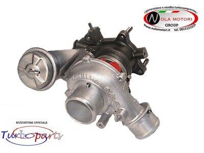 9 JTDM 110KW 150CV TurboParts TURBO TURBINA ALFA 159 1