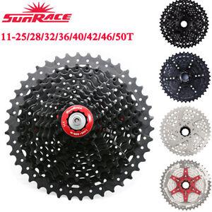 SunRace-8-9-10-11-Speed-MTB-Road-Bike-Cassette-Freewheel-Fit-SHIMANO-SRAM