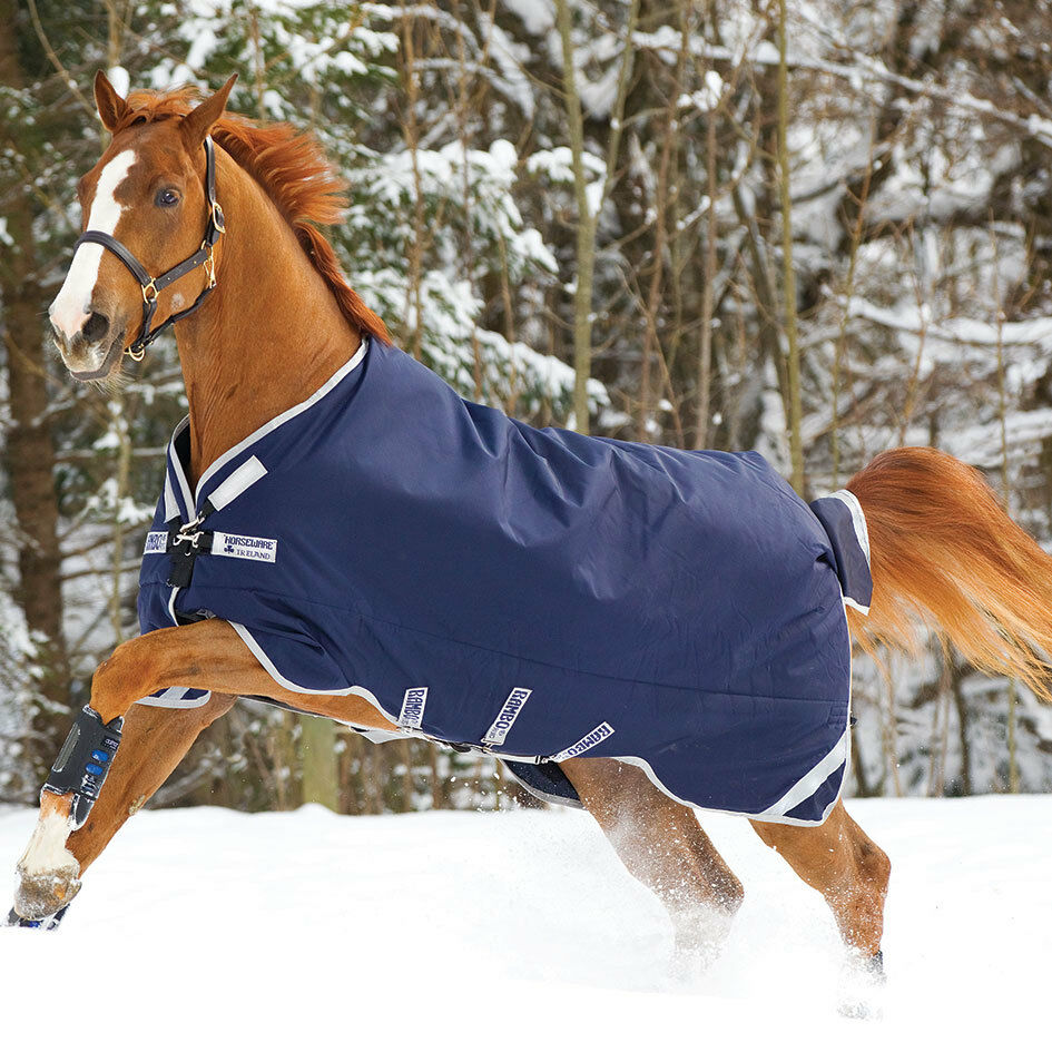Horseware Rambo Original with Leg Arches Turnout Rug ALL WEIGHTS COLOUR & SIZES