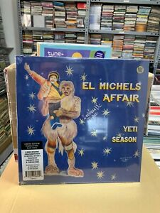 El Michels Affair LP Yeti Season Limited Edition Translucent Blue Vinyl Sealed