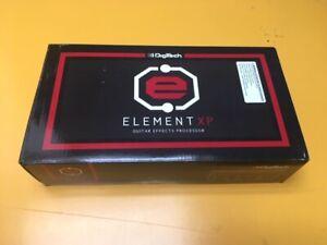 Digitech Element Xp Guitare Multi-processeur D'effets Avec Expression-afficher Le Titre D'origine