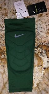 9b48bde4d1455a Image is loading NIKE-Pro-Combat-Compression-Padded-DARK-GREEN-Basketball-