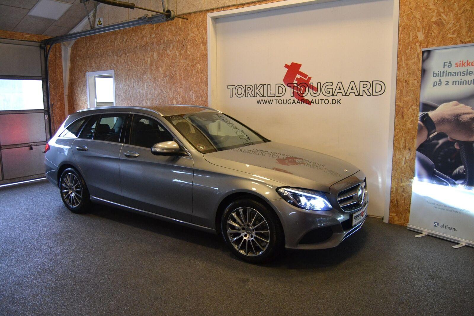 Mercedes C220 2,2 BlueTEC Avantgarde stc. aut. 5d - 339.800 kr.