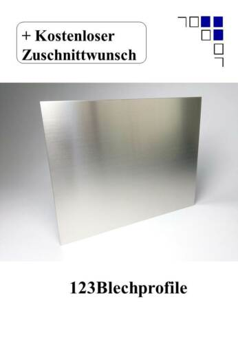 Square Blanks bis950x950mm Stainless Steel different material thickness