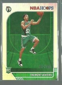 2019-20-Hoops-Silver-237-Tremont-Waters-RC-107-199-ref-82524