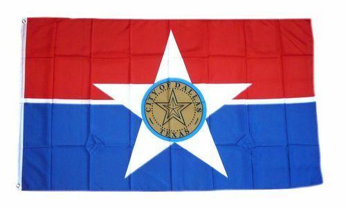 Fahne USA Dallas Hissflagge 90 x 150 cm Flagge