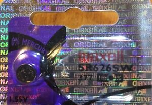 377-Maxell-1-Qt-Watch-Battery-SR626SW-SR626W-V377-Exp-2022-USA-Ship