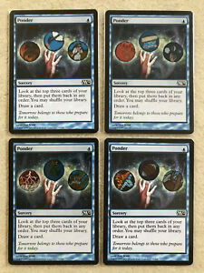 MtG-Ponder-Altered-Legacy-Swords-Jitte-Force-Bolt-Goyf-Wasteland-Top-Volcanic