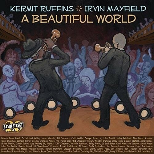 Kermit Ruffins - A Beautiful World [New CD]