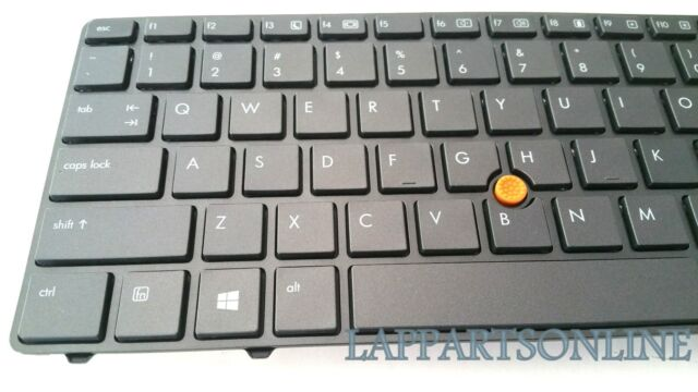 Keyboard for HP EliteBook 8560w 8570w US English 703151-001