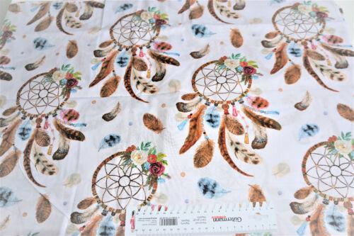 De toalla atrapa sueños 1,60m de ancho algodón tejido de tela tela decorativa