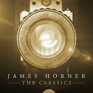 JAMES-HORNER-THE-CLASSICS-CD-NEW-HORNER-JAMES
