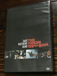 Dave-Matthews-Band-The-Videos-1994-2001-DVD-NEW-Dave-Matthews-Band-DVD