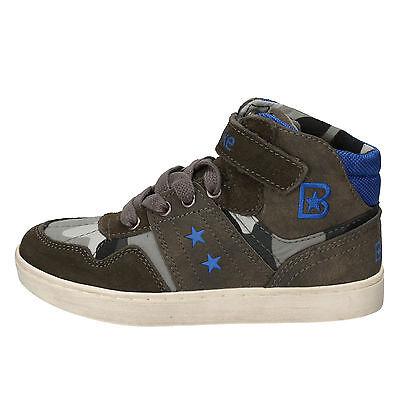 Kleidung & Accessoires Kindermode, Schuhe & Access. Jungen Schuhe Blaike 32 Eu Sneakers Grau Textil Wildleder Ad696-e Gesundheit FöRdern Und Krankheiten Heilen