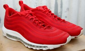 Details about Nike Air Max 97 CVS Red (Men's US 12)