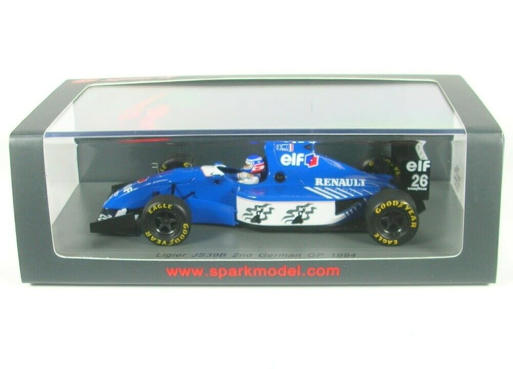 online al mejor precio Ligier JS39B No.26 2nd German Gp Formula 1 1994 1994 1994 (Olivier Panis )  lo último