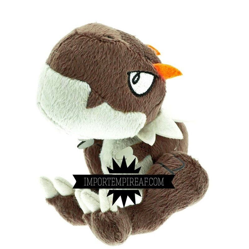 Pokemon, x, y, tyrunt soft - spielzeug  mega - ptyranidur balgoras Orange crest plsch