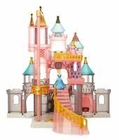 Disney Parks Princess Castle Play Set Light Up Doll House Cinderella Aurora