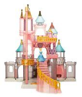 Disney Parks Princess Castle Play Set Light Up Doll House Cinderella Aurora