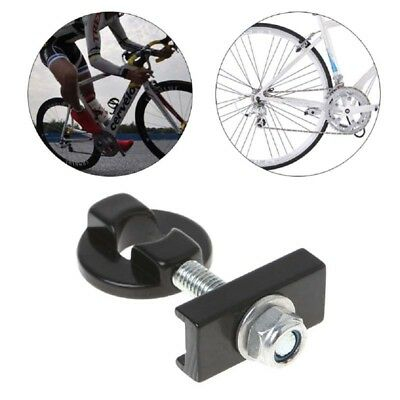 2pc Bike Chain Tensioner Adjuster Fixed Gear Single Speed Track Bicycle To IAH