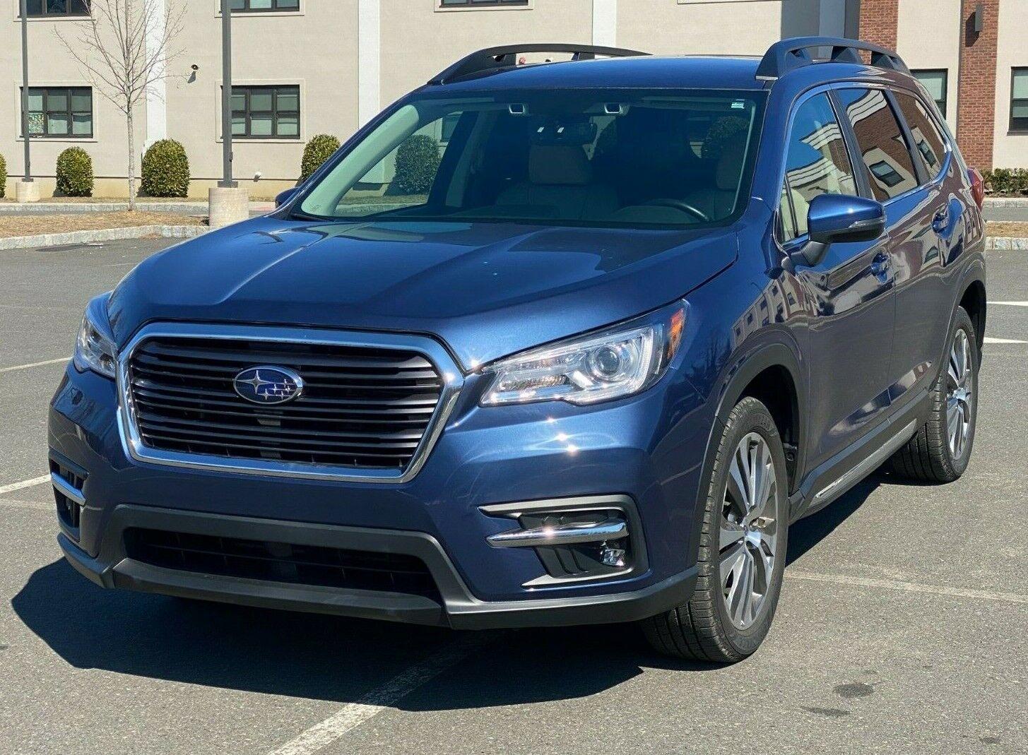2019 Subaru Ascent Limited Sport Utility 4D
