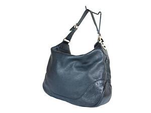 GUCCI-Guccissima-Leather-Black-Shoulder-Bag-GS2217