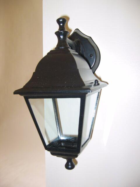 Victorian Garden Hanging Wall Lamp Outdoor Lighting Lantern 30cm