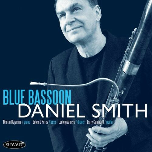 Daniel Smith - Blue Bassoon [New CD] Jewel Case Packaging