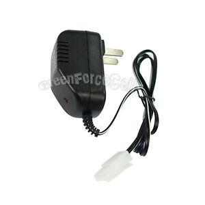 12V-Battery-Pack-Rechargeable-charger-Ni-CD-Ni-MH-AC110-240V-Tamiya-US-Plug