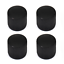 4-Pcs-Guitar-Knobs-for-Telecaster-Precision-Bass-Replacement-Black-with-Screw thumbnail 1