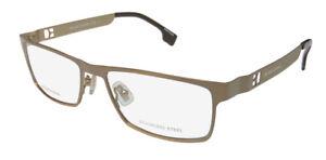 d7f3d57cb2 new hugo boss orange 0004 stainless steel classic design eyeglass ...