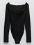 0208//814 Details about  /ZARA WOMAN NWT SS20 BLACK SWEETHEART NECKLINE BODYSUIT ALL SIZES REF