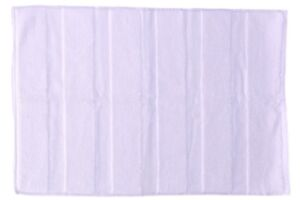 puffy cotton premium quality 100 cotton terry cloth towel bath mat set of 2 ebay. Black Bedroom Furniture Sets. Home Design Ideas