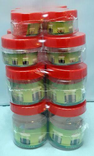 Petit récipient de rangement en plastique tubes pots bocaux sécurité alimentaire inodore étanche