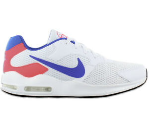 e8d905ac548 Nike Air Max Guile Mens Sneaker White Shoes Sneakers 90 180 916768 ...