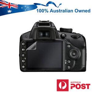 LCD-Screen-Protector-Guard-for-Nikon-DSLR-D3200-D3300-D3100-Digital-Camera-AUS