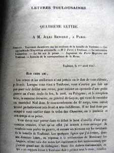 Lettres-Toulousaines-Felix-Lacointa-a-Jules-Renoult-Bataille-de-Toulouse-4-1867