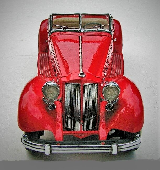 Car Rolls Royce Vintage Exotic Built 1 24 Concept 25 1930s Model 12