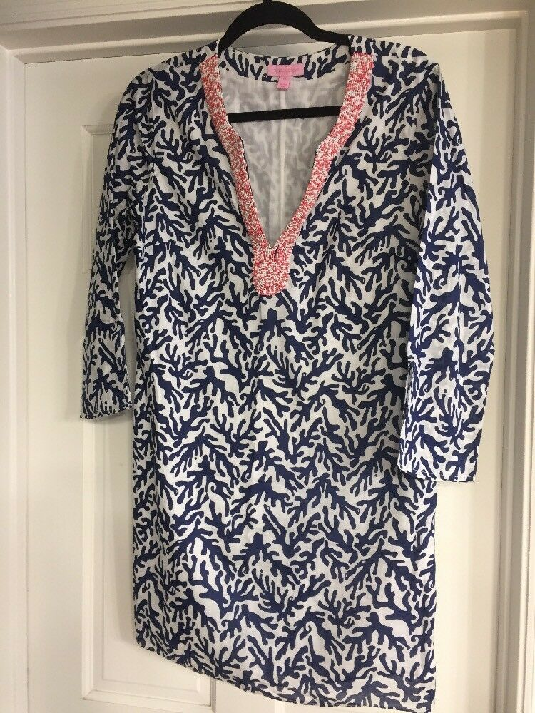 Lilly Pulitzer - - Size M Dress Multi npnuln4807-Dresses - clothes ...