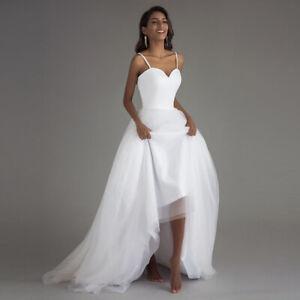Qualität zuerst billigsten Verkauf am modischsten schlicht A-Linie Brautkleid Hochzeitskleid Kleid Braut Babycat ...