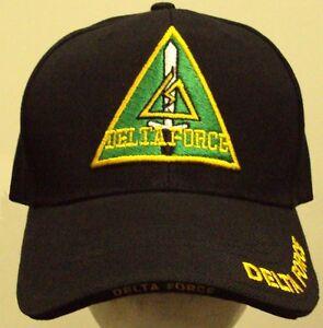 003c60a57 Details about U.S. ARMY DELTA FORCE 1ST SPECIAL FORCES OPERTIONAL  DETACHMENT AIRBORNE CAP HAT