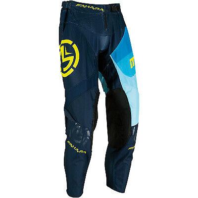 Moose Racing Sahara Pants Navy//Black//Hi-Viz All Sizes