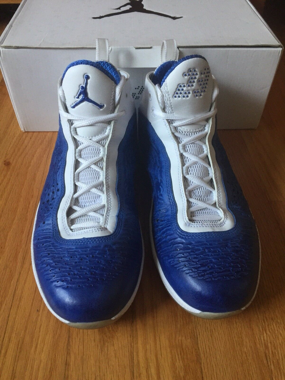 Air Jordan 2011 XX6 26 Original All Star East Size White/royal 10 436771 103