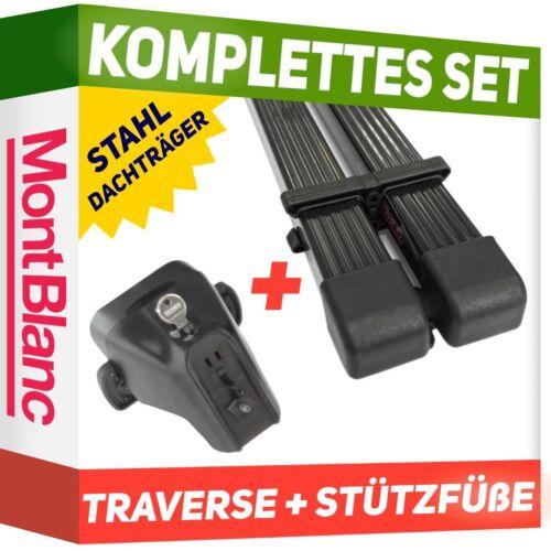 Dachträger S02-CM Für Audi 100 4-Tür 83-90 Kompl