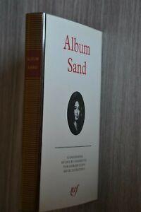 LA-PLEIADE-ALBUM-SAND-Ref-B20