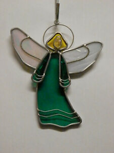 Medium-Stained-Glass-Angel-Teal