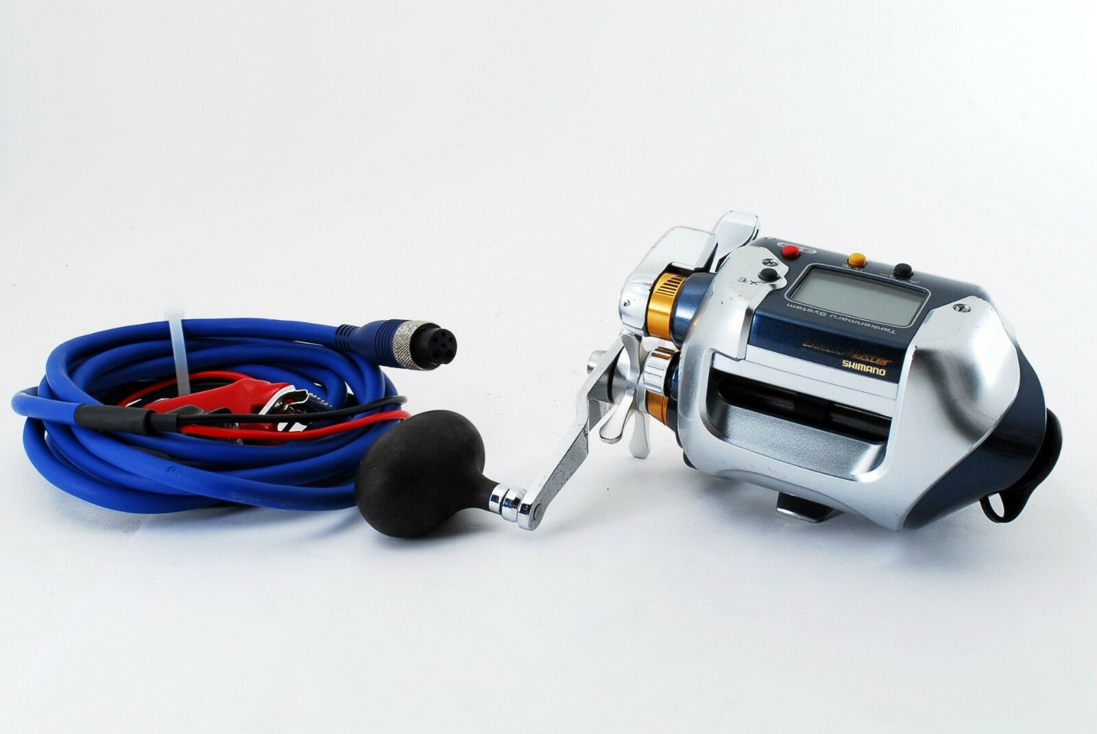 Excellent Shimano Dendou  Maru Beast Master 3000 Electric Reel 312683  is discounted