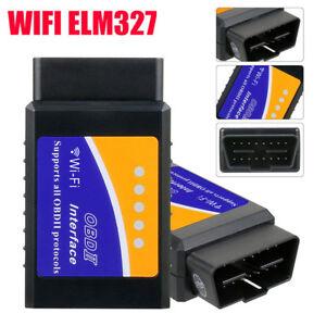 ELM327 V1.5 OBD2 EOBD Car Interface Diagnostic Tool Scanner For Android/IOS