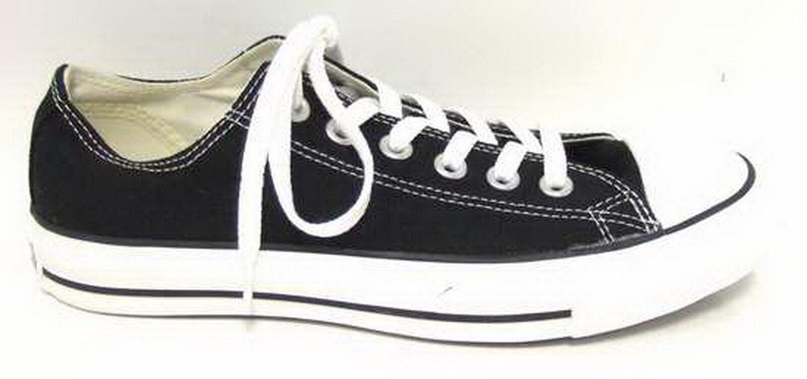 Converse lino canvas con cordones zapatillas Chuck m9166c Chuck zapatillas Ox negro 823fe2